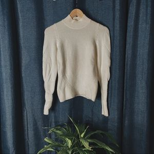 🌻MOVING SALE🌻 Joie mock Neck Sweater